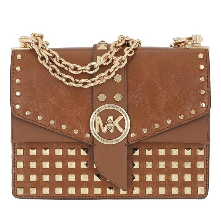 bags, MICHAEL Michael Kors, Small Conv Xbody Luggage