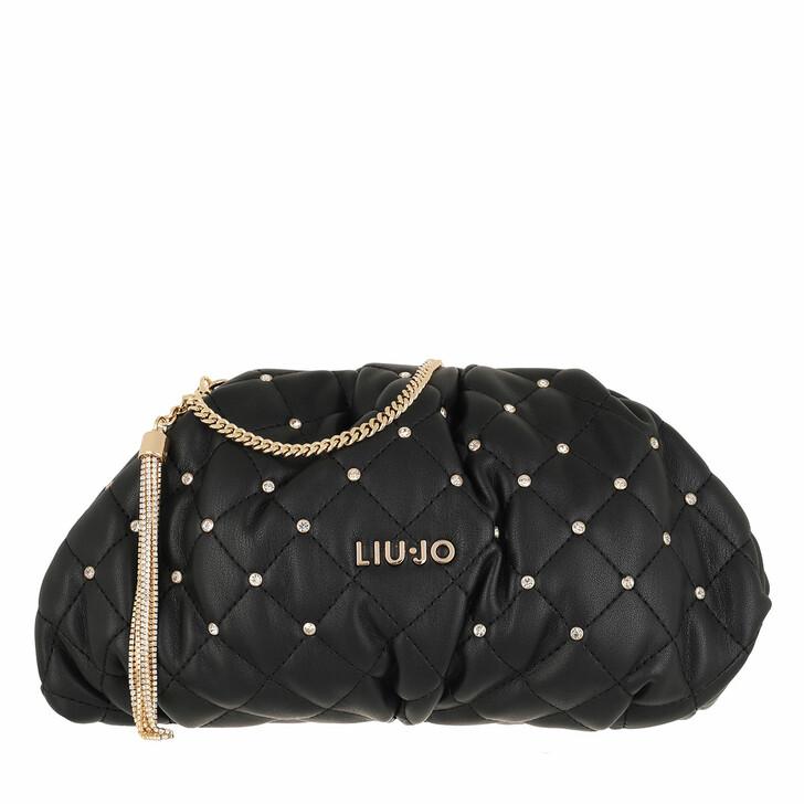 Handtasche, LIU JO, Small Pochette Nero