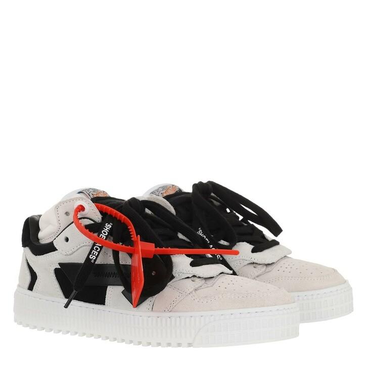 Schuh, Off-White, 3.0 Sneaker Off White Black