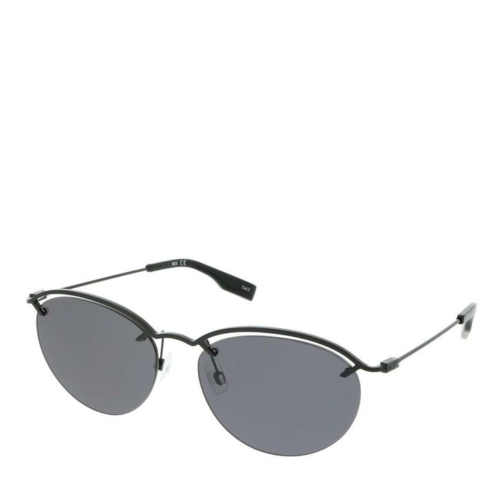 Sonnenbrille, McQ, MQ0314S-001 58 Sunglass WOMAN METAL BLACK