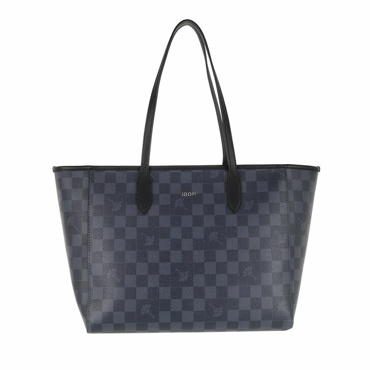 Handtasche, JOOP!, Cortina Piazza Carmen Shopper Lhz Darkblue