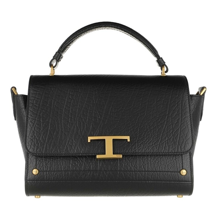 Handtasche, Tod's, Small Crossbody Bag Leather Black