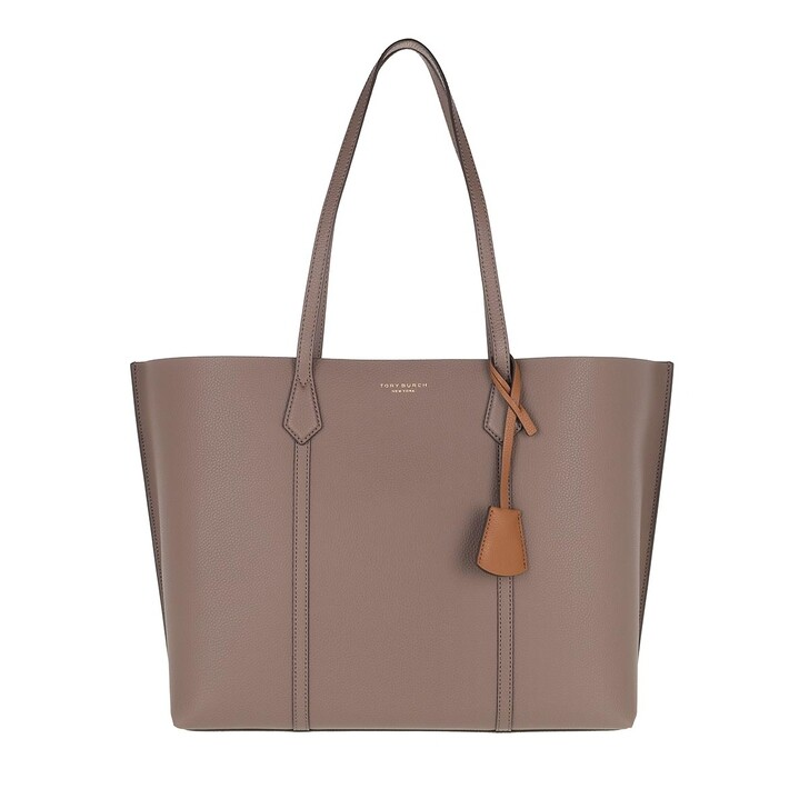 Handtasche, Tory Burch, Perry Triple-Compartment Tote Clam Shell