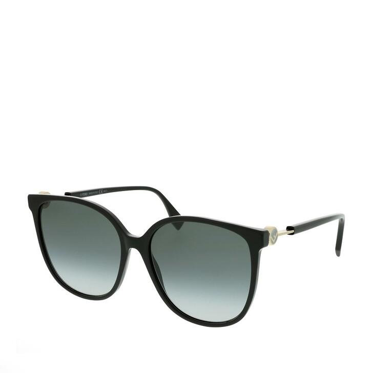 Sonnenbrille, Fendi, FF 0374/S Black