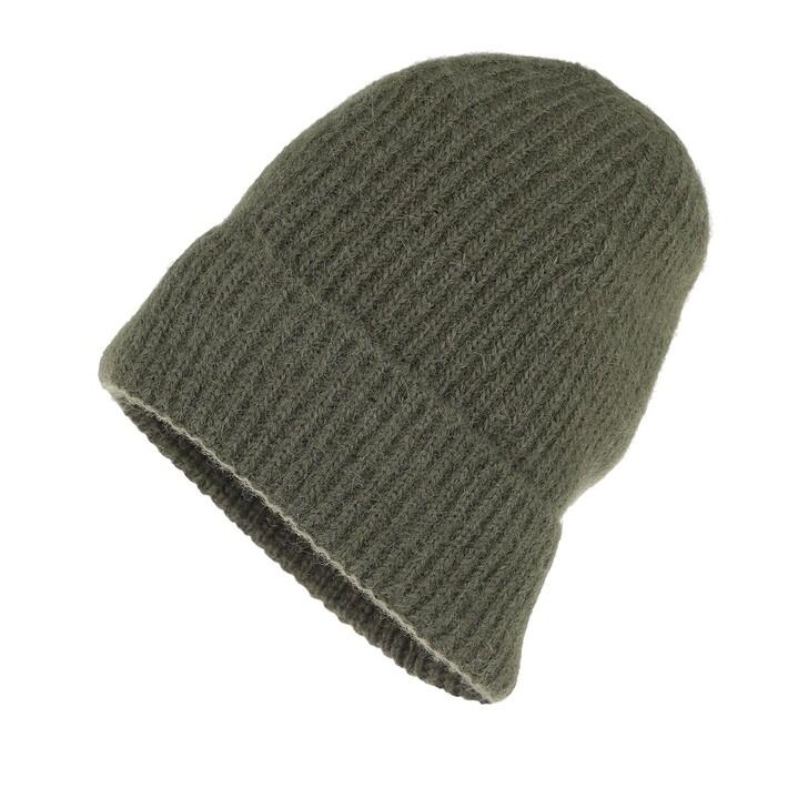 Schal, Closed, Knitted Hat Lentil