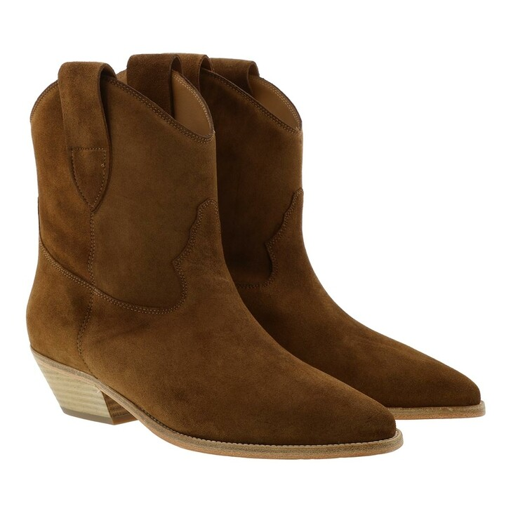 Schuh, Jerome Dreyfuss, Sabine Ankle Boots Cr Tabac