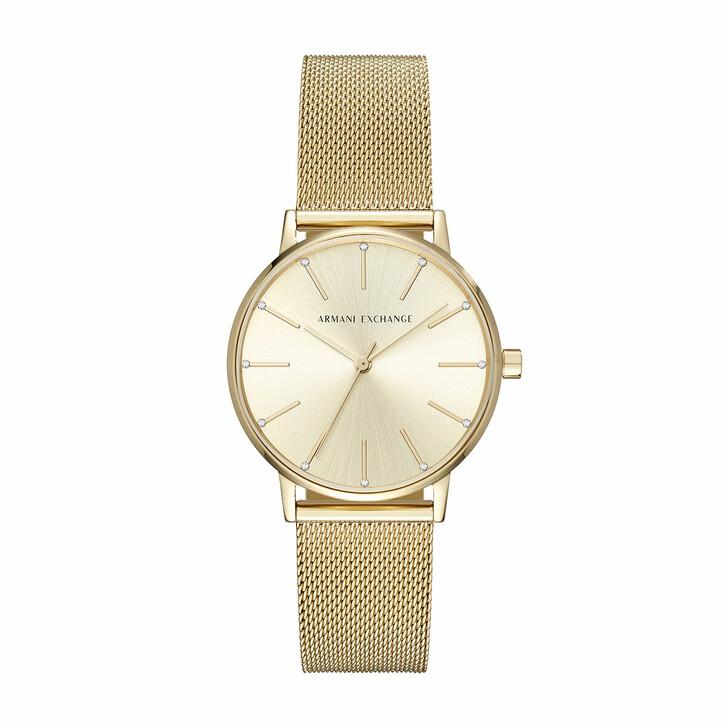 Uhr, Armani Exchange, AX5536 Ladies Watch Gold