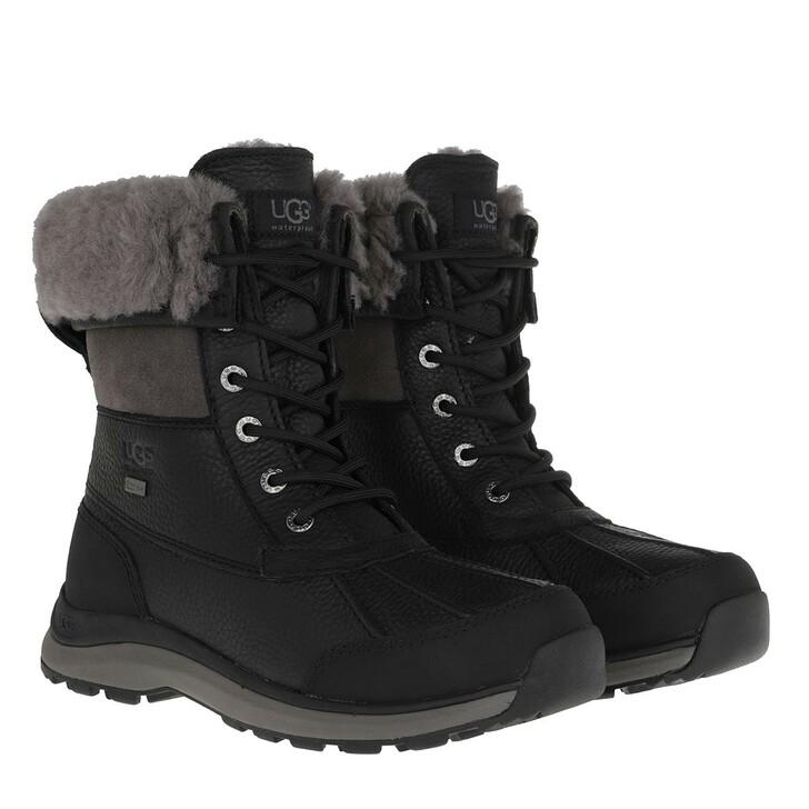 Schuh, UGG, W Adirondack Boot III Black