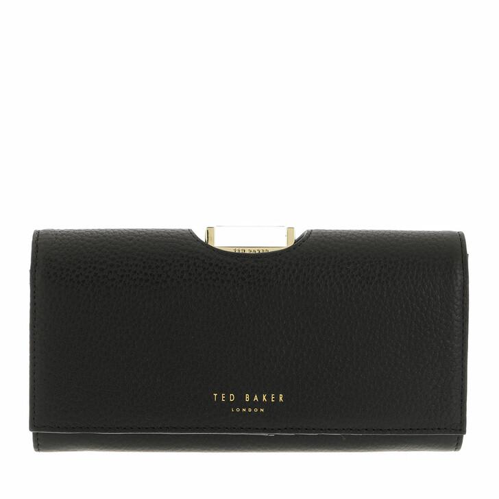 wallets, Ted Baker, Bita Large Bobble Purse Black