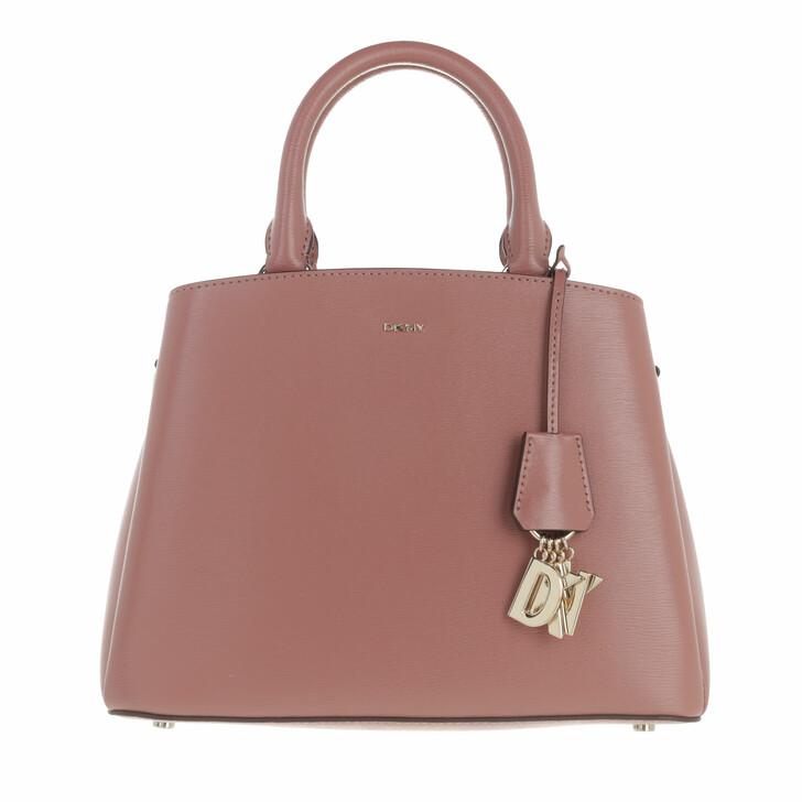 bags, DKNY, Paige  Md Satchel Antique Rose