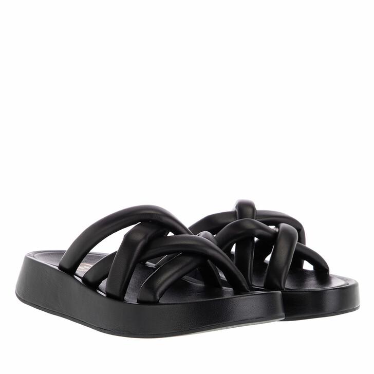 Schuh, Ash, Vanessa 01 Flats Black