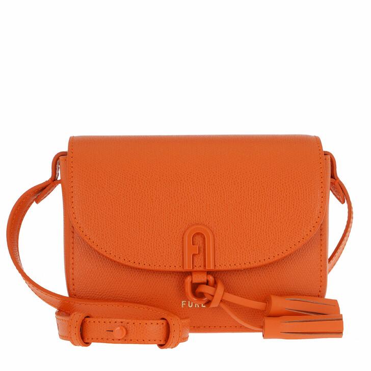 Handtasche, Furla, 1927 Mini Crossbody 17 Orange