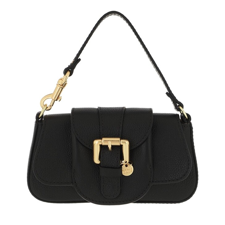 bags, See By Chloé, Lesly Shoulder Bag Leather Black