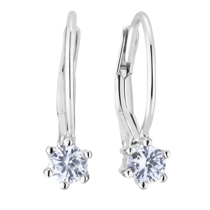 earrings, Sif Jakobs Jewellery, Rimini Earrings Sterling Silver/Blue