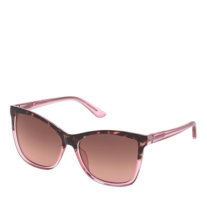 Sonnenbrille, Guess, GU7779 Rose/Brown