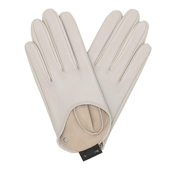 Handschuh, Roeckl, Verona Gloves Light Stone