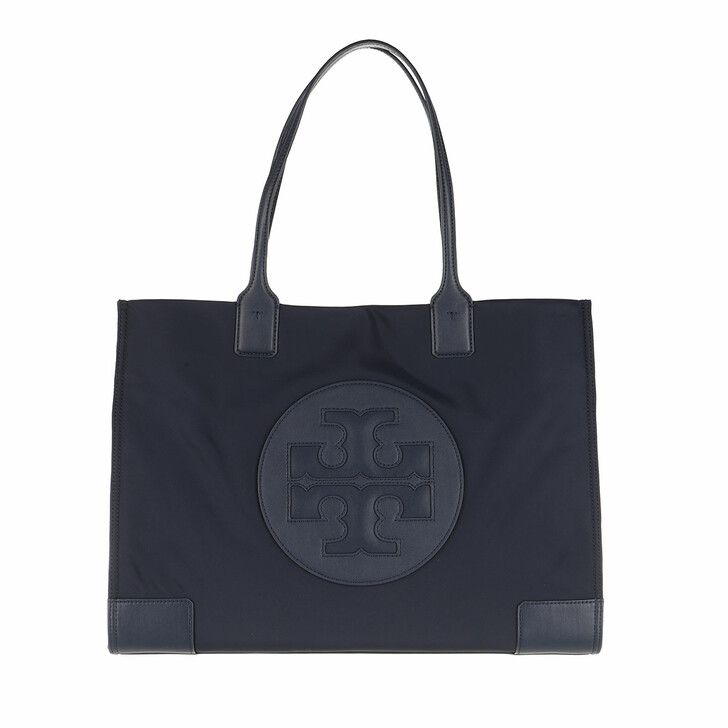 Handtasche, Tory Burch, Ella Tote Tory Navy
