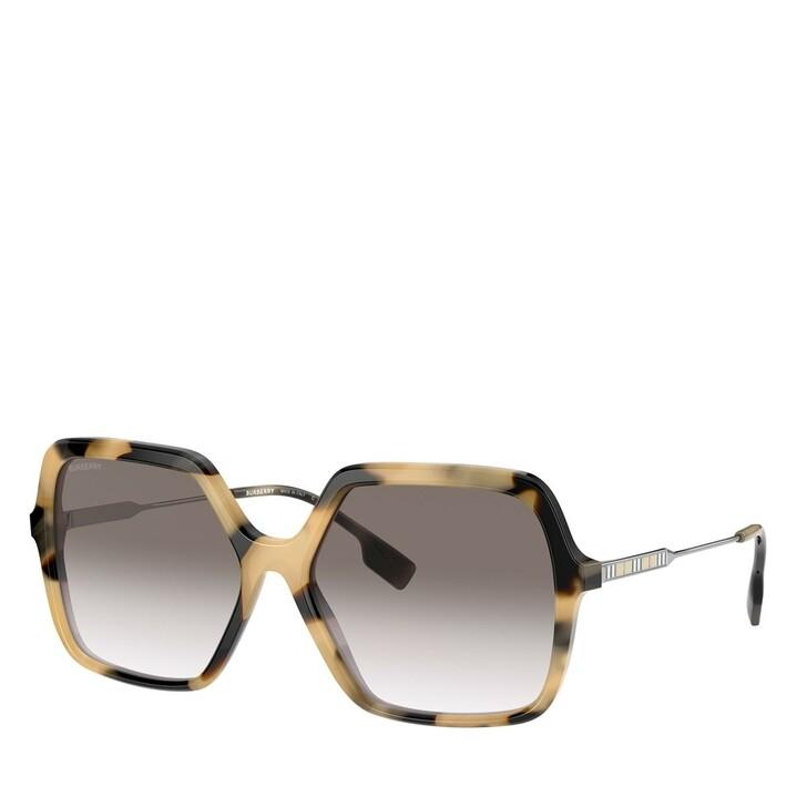 sunglasses, Burberry, AZETAT WOMEN SONNE BROWN