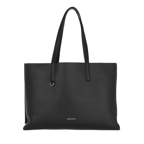 coccinelle -  Shopper - Martinee Shopper - in schwarz - für Damen