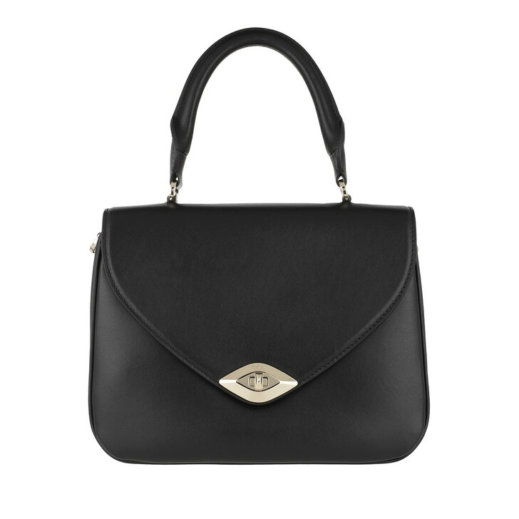 Handtasche, Furla, Eye S Top Handle Nero