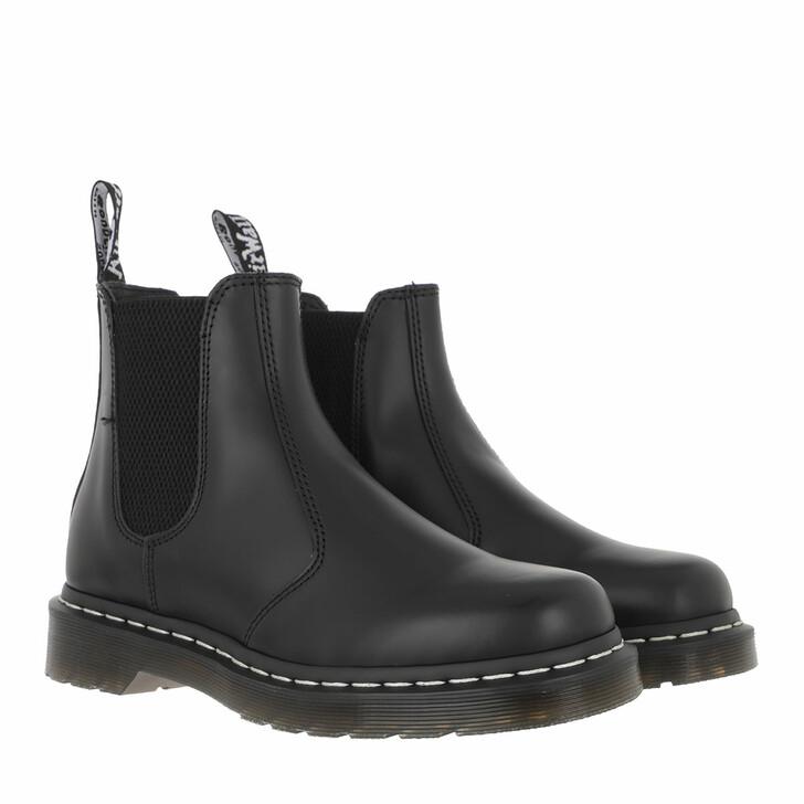 Schuh, Dr. Martens, 2976 Chelsea Boot Leather Black