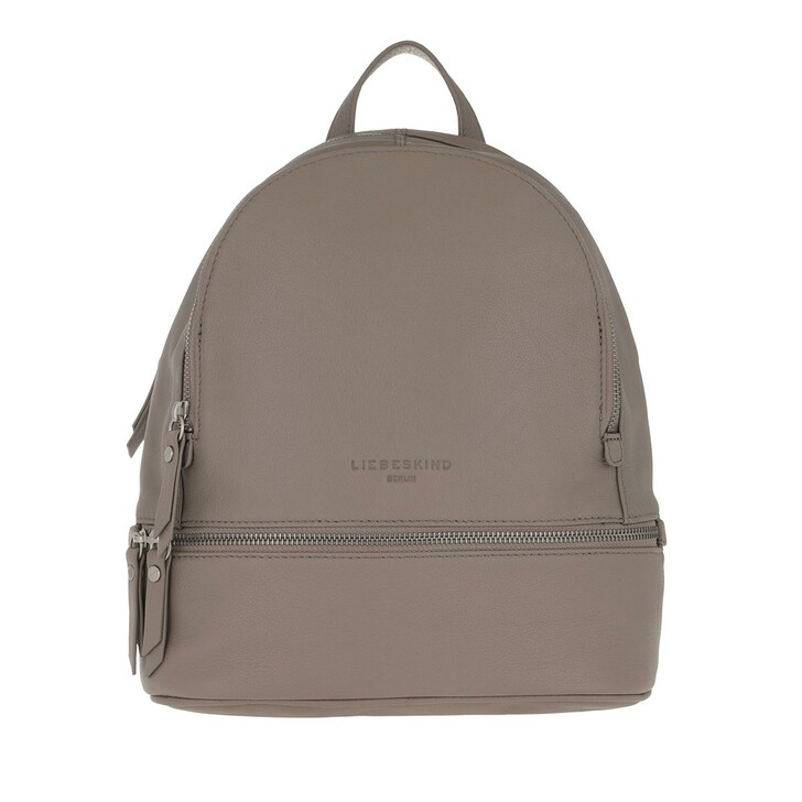 Reisetasche, Liebeskind Berlin, Alita Backpack Medium Cold Grey