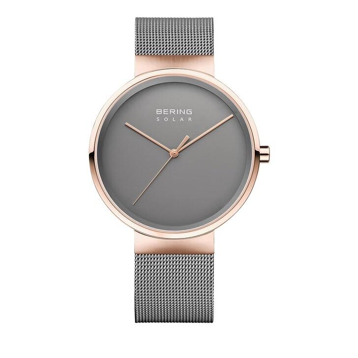 watches, Bering, Watch/Solar/Men Grey