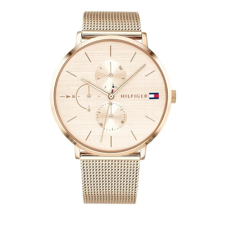 Uhr, Tommy Hilfiger, Multifunctional Watch Roségold