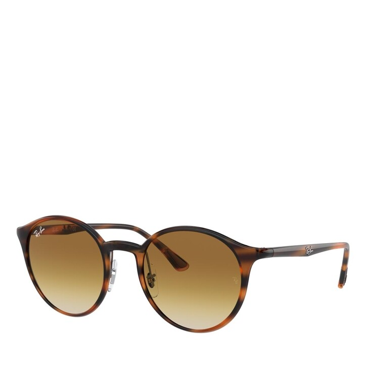 sunglasses, Ray-Ban, SPRITZGUSS UNISEX SONNE STRIPED HAVANA