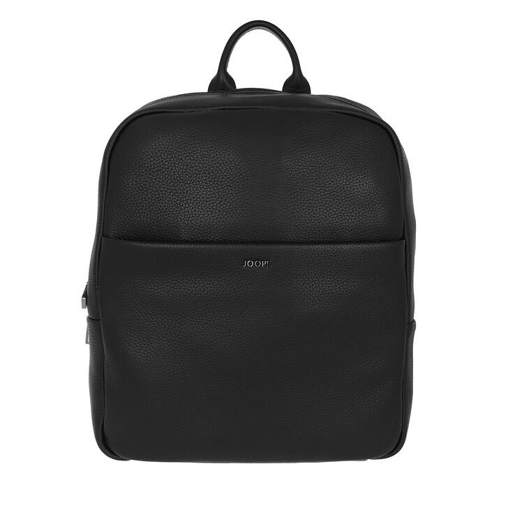 Handtasche, JOOP!, Cardona Miko Backpack Black