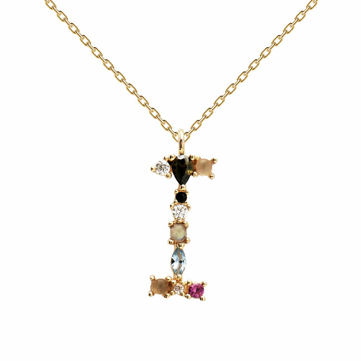 Kette, PDPAOLA, I Necklace Yellow Gold