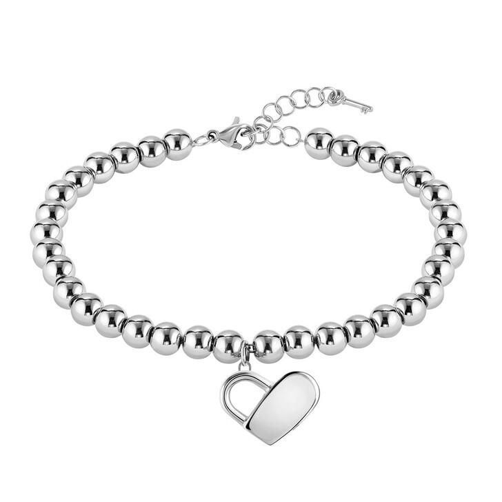Armreif, Boss, Beads Collection Bracelet Silver