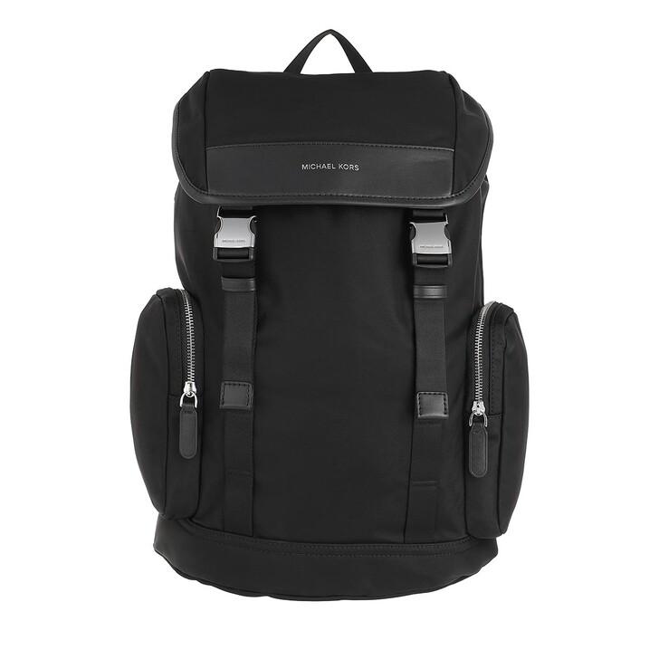 bags, MICHAEL Michael Kors, City Backpack Black