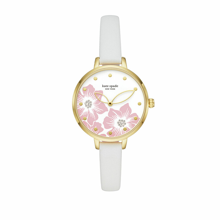 Uhr, Kate Spade New York, KSW1511 Metro Fashion Gold