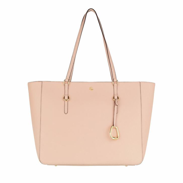 Handtasche, Lauren Ralph Lauren, Tote Tote Medium Ballet Pink
