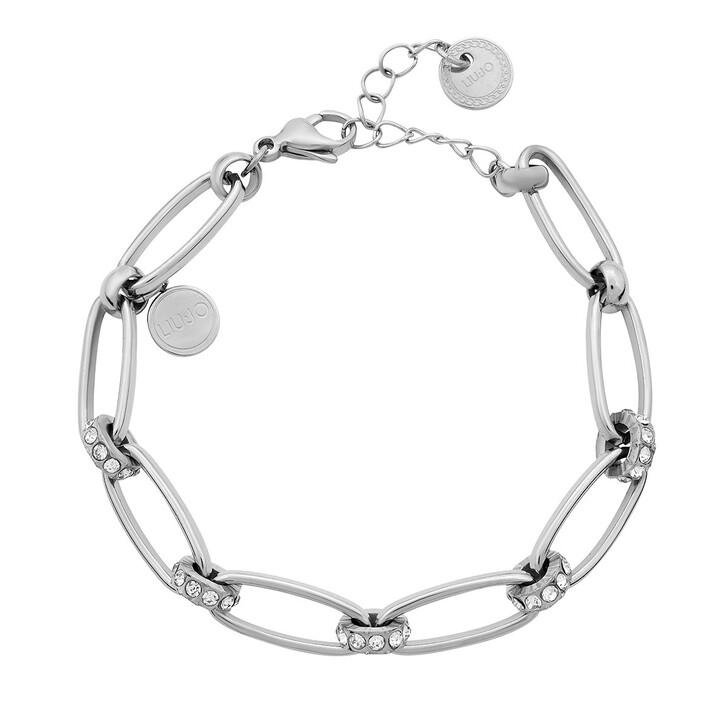Armreif, LIU JO, LJ1590 Stainless steel Bracelet Silver