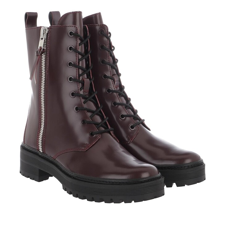 Schuh, What For, Jordan Ankle Boot Wine