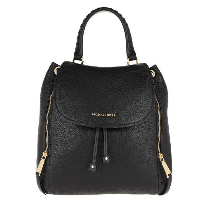 Reisetasche, MICHAEL Michael Kors, Viv Large Backpack Black