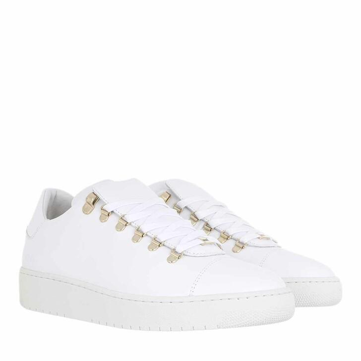Schuh, Nubikk, Yeye Fresh (L) Sneaker Leather White