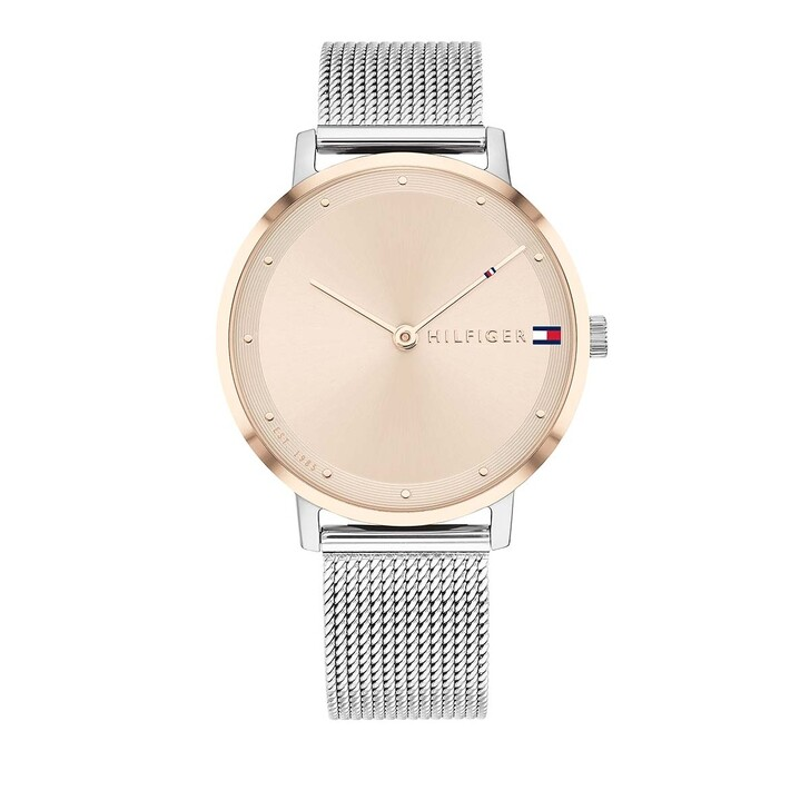 Uhr, Tommy Hilfiger, Women Quartz Watch 1782151 Silver