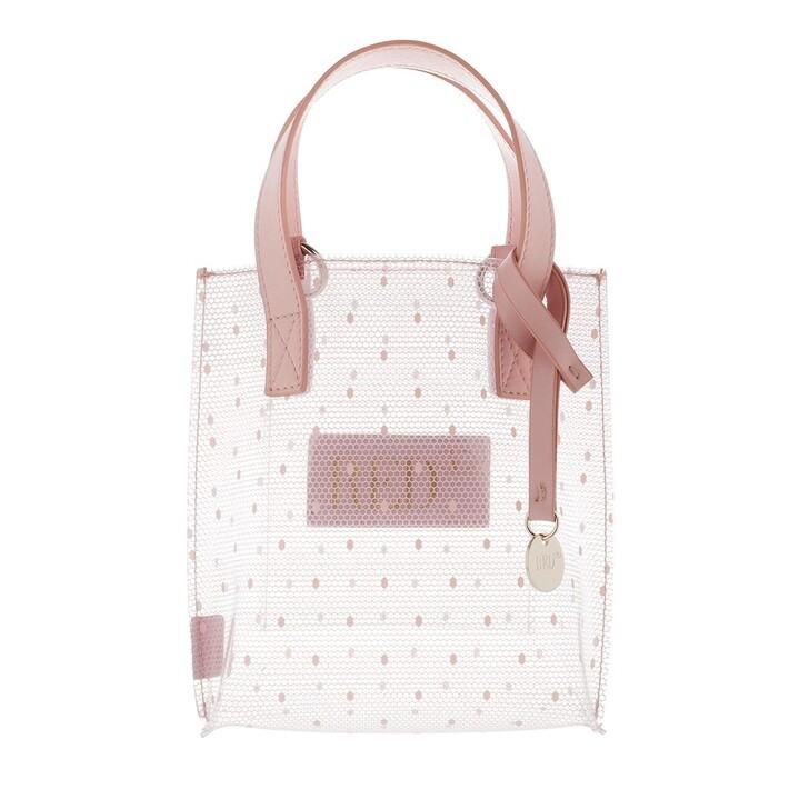 Handtasche, Red Valentino, Tote Transparent/Nude