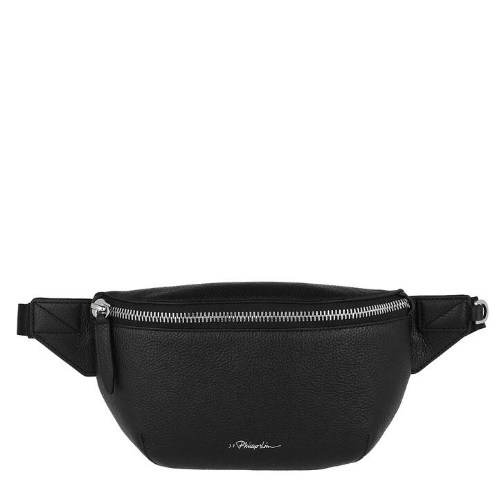 Handtasche, 3.1 Phillip Lim, Slim Bumbag Black