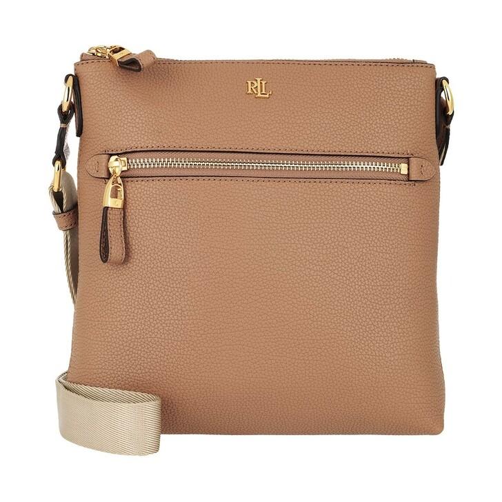 Handtasche, Lauren Ralph Lauren, Jetty Crossbody Bag Medium Nude