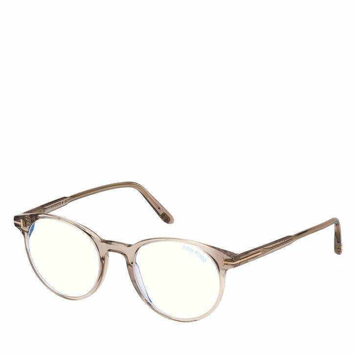 Brillen mit Gläsern, Tom Ford, Blue Blocker FT5659-B Brown
