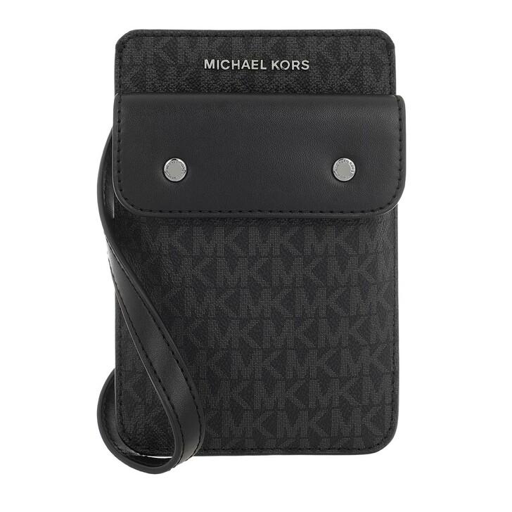 Handtasche, MICHAEL Michael Kors, Hybrid Tech  Black