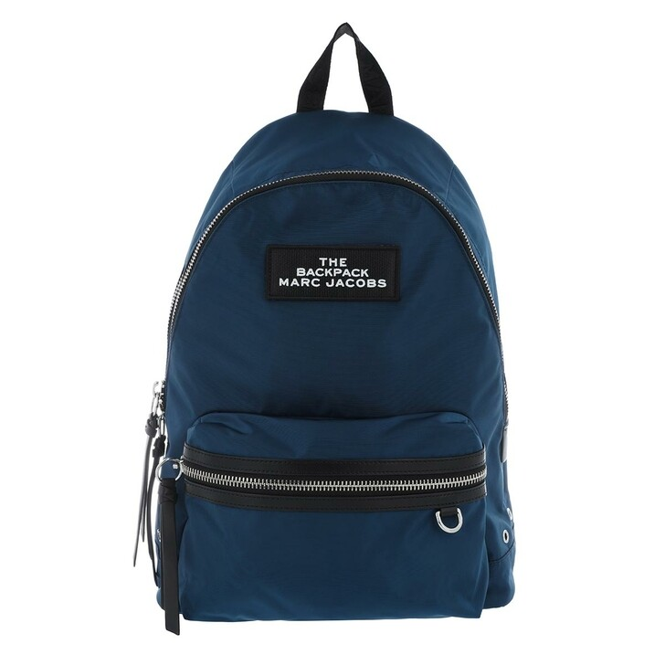 bags, Marc Jacobs, The Large Backpack Night Blue
