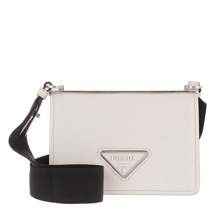 Handtasche, Prada, Handle Bag Leather Talco