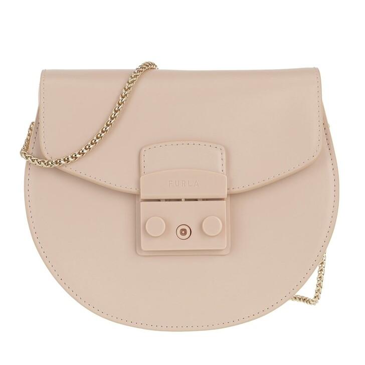 Handtasche, Furla, Metropolis Mini Crossbody Roun Ballerina I