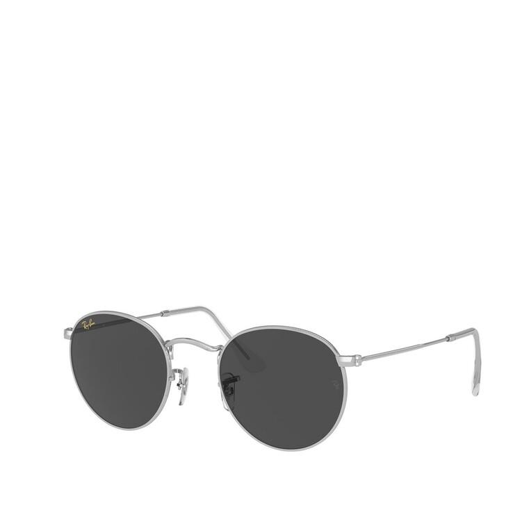 sunglasses, Ray-Ban, METALL MAN SONNE SILVER