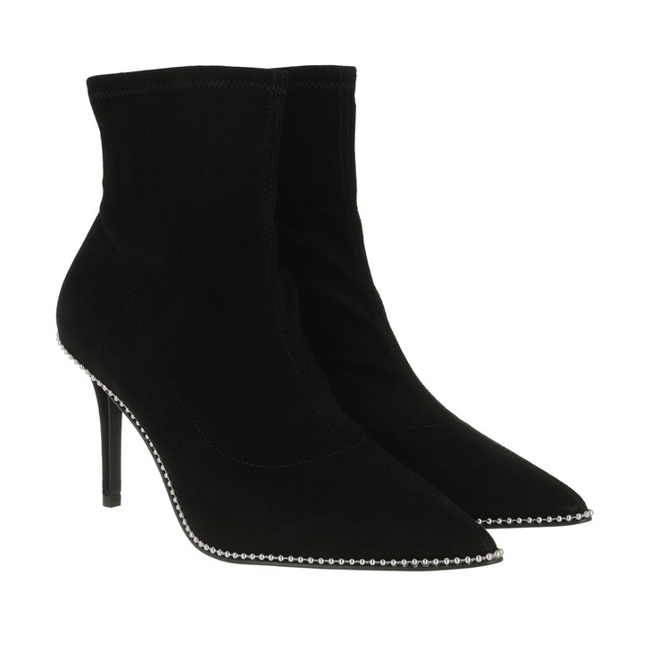 Schuh, Coach, Boots Leather Black